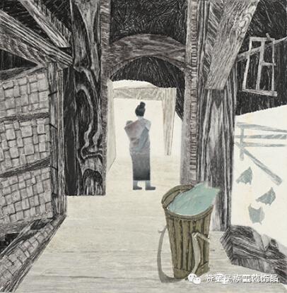 中国当代民族版画国际巡展将在蒙古国开展[组图] 第54张
