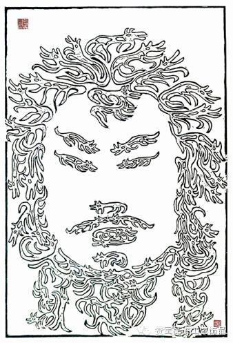 中国当代民族版画国际巡展将在蒙古国开展[组图] 第57张