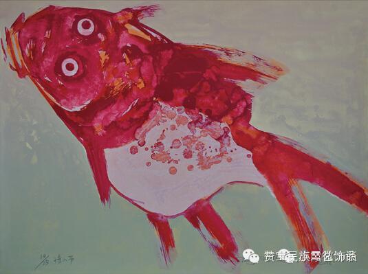 中国当代民族版画国际巡展将在蒙古国开展[组图] 第55张