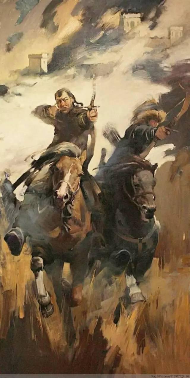 一画|蒙古国著名艺术家 Badam.Otgoo 油画作品 第36张
