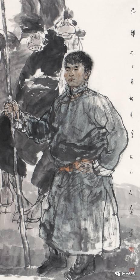 【国画经典】第34期·内蒙古美协副主席鲍凤林精品展 第2张