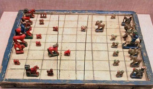 【蒙古习俗】蒙古象棋 第8张