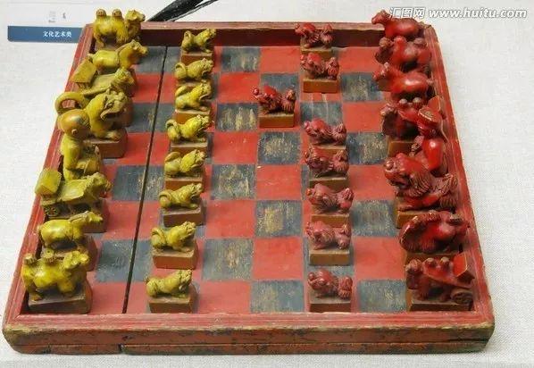 【蒙古习俗】蒙古象棋 第13张