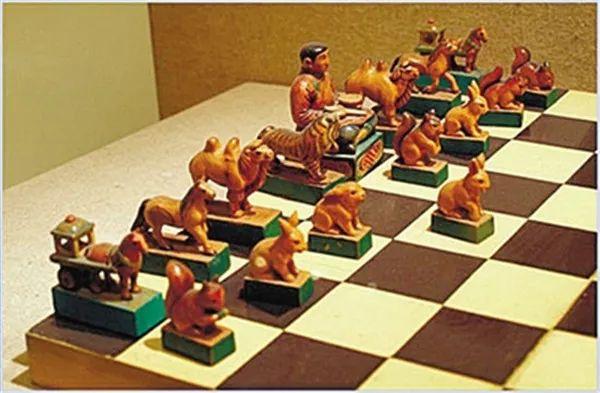 【蒙古习俗】蒙古象棋 第15张
