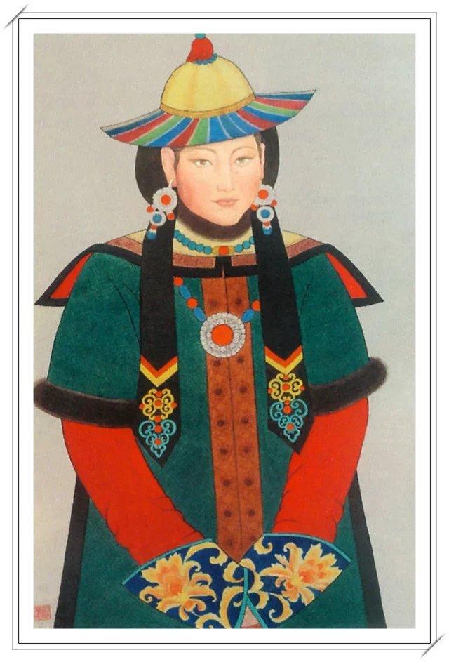 【民族艺术】蒙古风格绘画作品 —— 画笔下的民族风 第6张