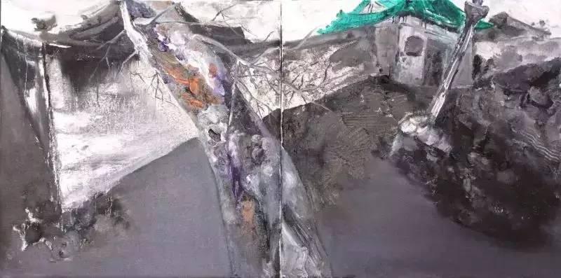 新塔娜绘画作品展播——对神与灵的追寻 第20张