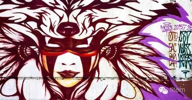 〖欣赏〗蒙古国街道上的绘画艺术 第10张