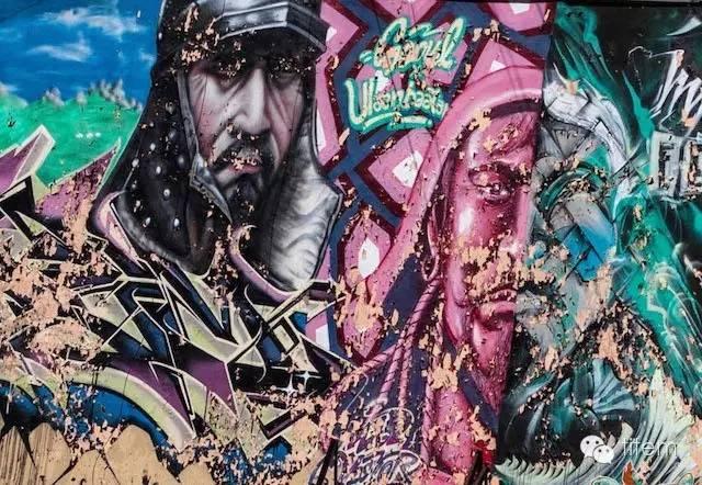 〖欣赏〗蒙古国街道上的绘画艺术 第6张