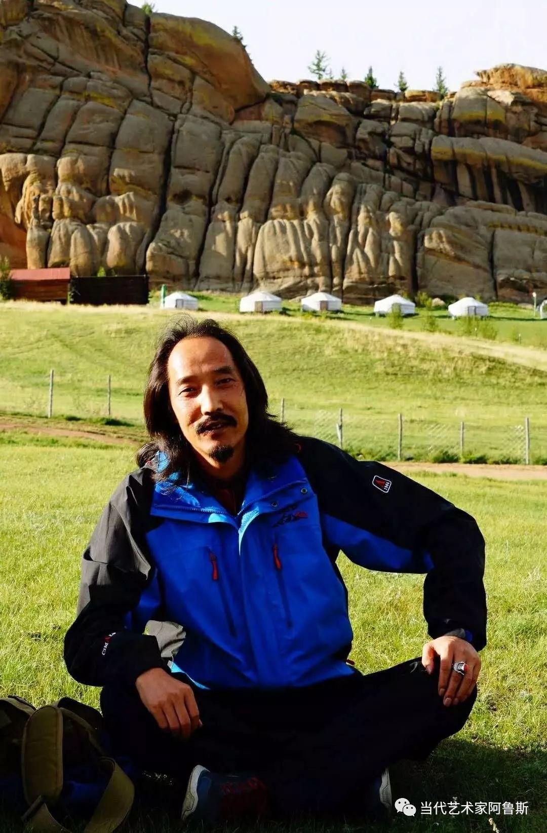 《艺术世界本期专访》蒙古族版画家德力格仁贵艺术之路