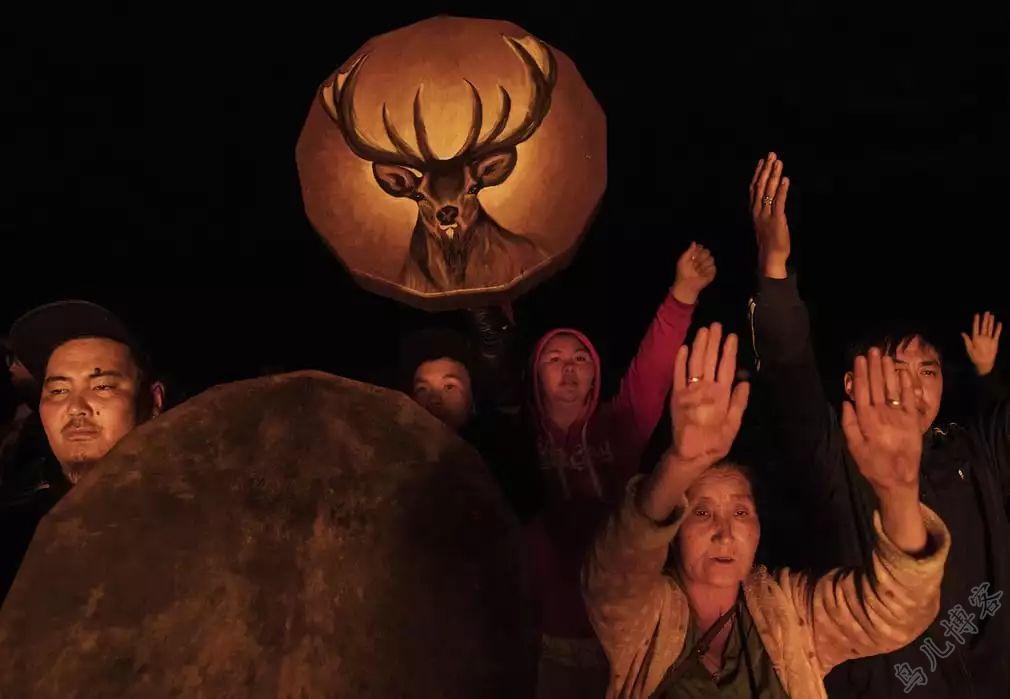 英国《卫报》(The Guardian):蒙古的萨满祭祀仪式(高清组图)
