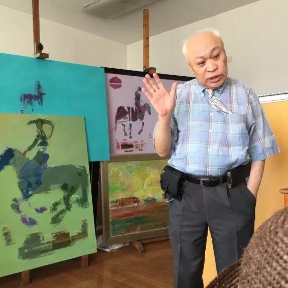为了你的一本书,我们飞到蒙古去见九位艺术家 第9张