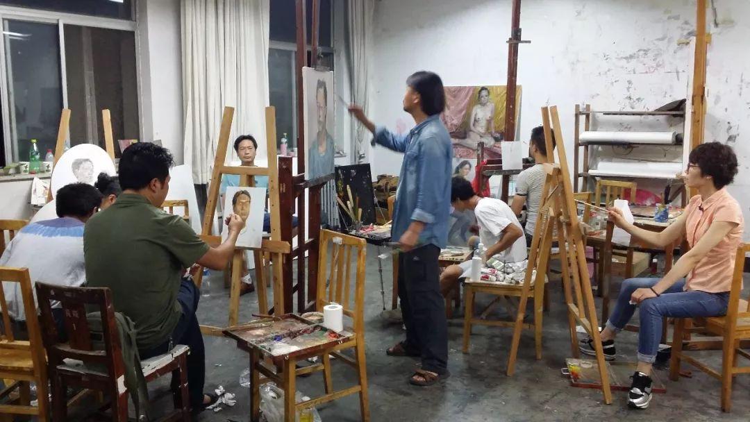 """""""聚焦新时代""""新疆实力派油画家——孟克巴依尔 第28张"""