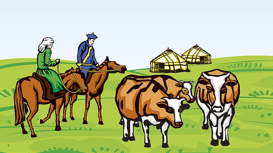 草原牧娃,吃得到的蒙古情【食品包装设计】 第9张
