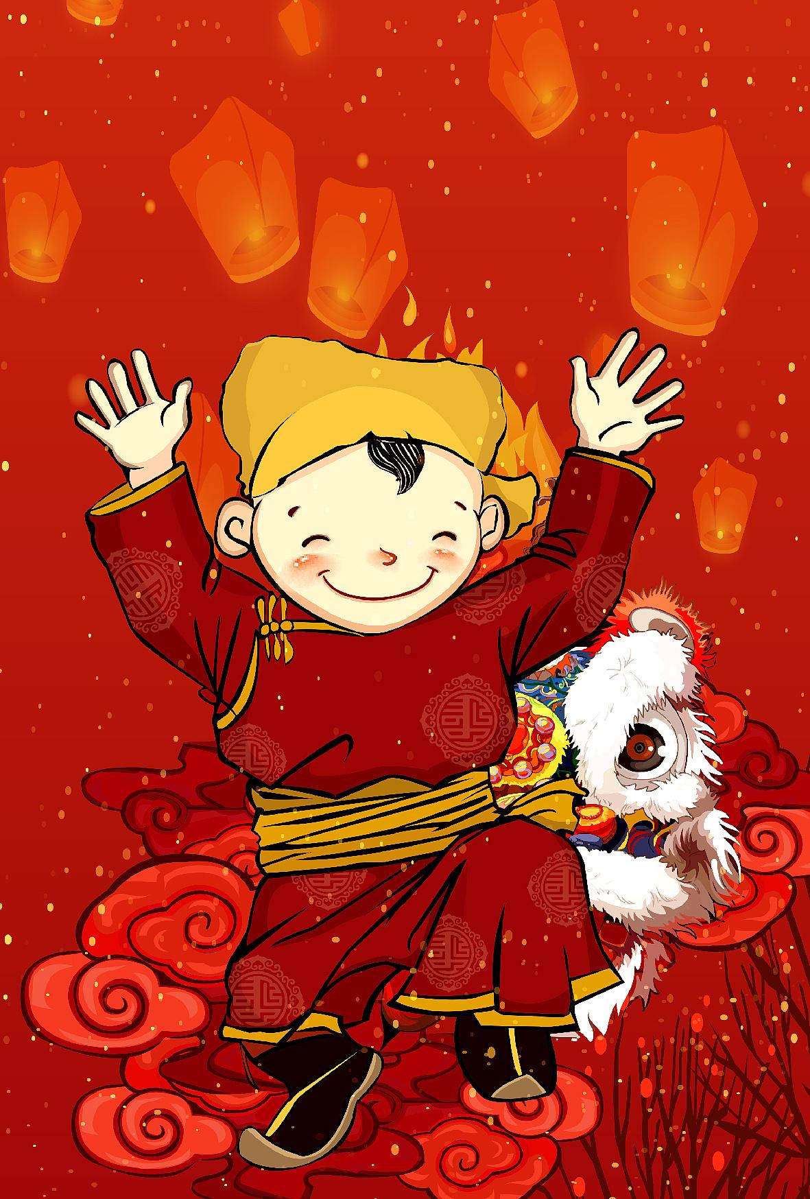 蒙古族小插画 第8张