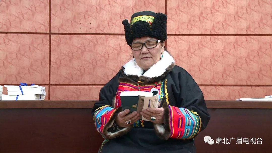 献礼母语日 |《肃北蒙古族风俗》《母语·蒙古书法》出版发行 第8张