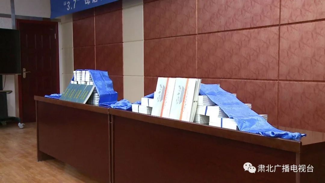 献礼母语日 |《肃北蒙古族风俗》《母语·蒙古书法》出版发行 第18张