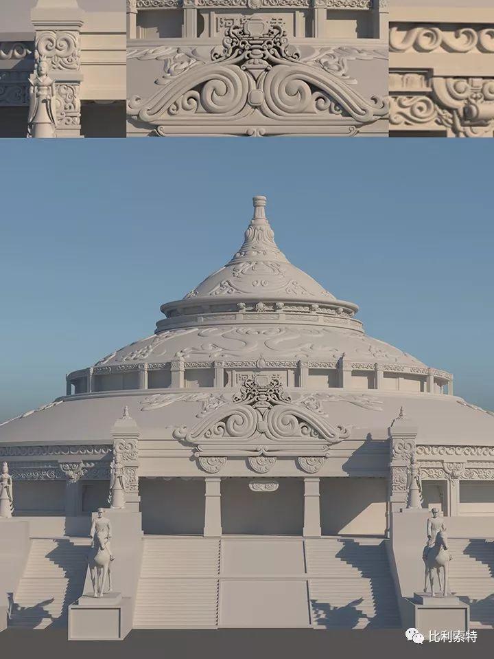 草原文化建筑还能这么干?真是…… 第9张