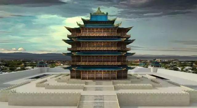 【蒙古历史】蒙元帝国四大首都 你都知道吗? 第5张