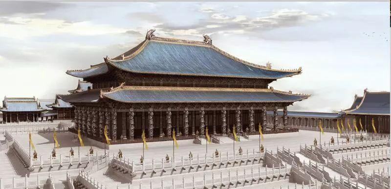【蒙古历史】蒙元帝国四大首都 你都知道吗? 第7张