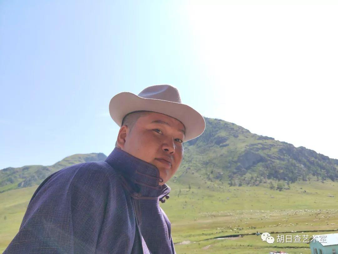 乌,塔拉 • 蒙古文书法作品欣赏 第1张