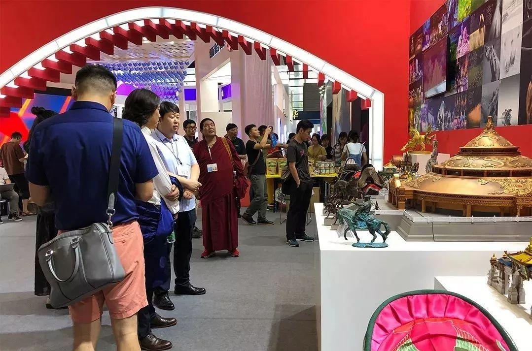 这几个草原汉子在深圳文博会干嘛?????? 第21张