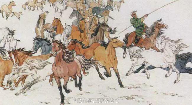 额博丨忆《内蒙古画报》及内蒙古美术摄影创始人尹瘦石先生 第8张