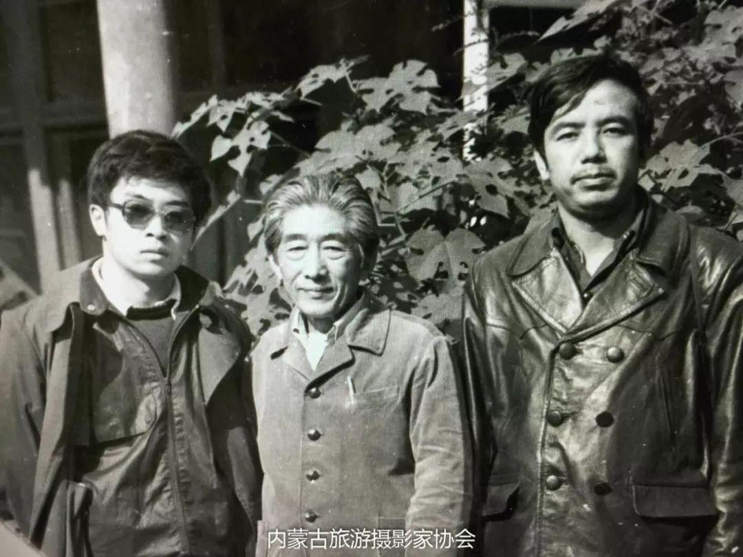 额博丨忆《内蒙古画报》及内蒙古美术摄影创始人尹瘦石先生 第13张
