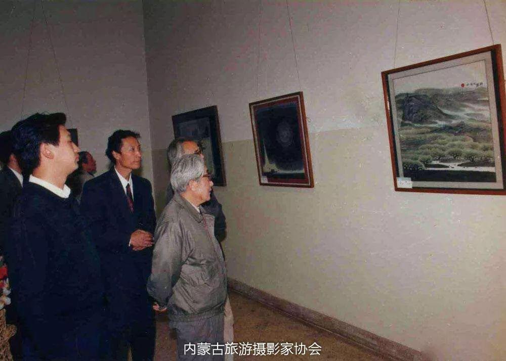 额博丨忆《内蒙古画报》及内蒙古美术摄影创始人尹瘦石先生 第17张