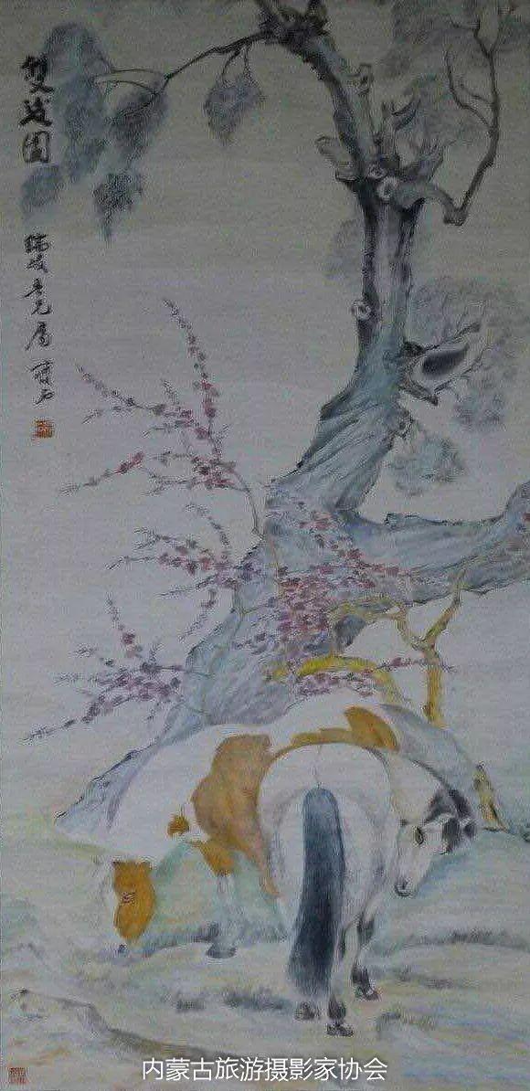 额博丨忆《内蒙古画报》及内蒙古美术摄影创始人尹瘦石先生 第22张