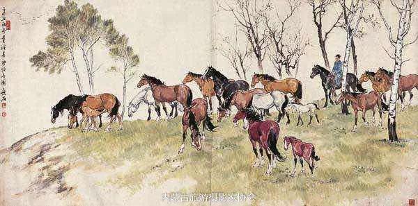 额博丨忆《内蒙古画报》及内蒙古美术摄影创始人尹瘦石先生 第21张