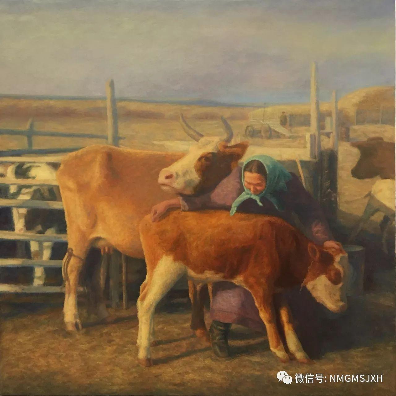 内蒙古美术新人新作展作品(一) 第22张