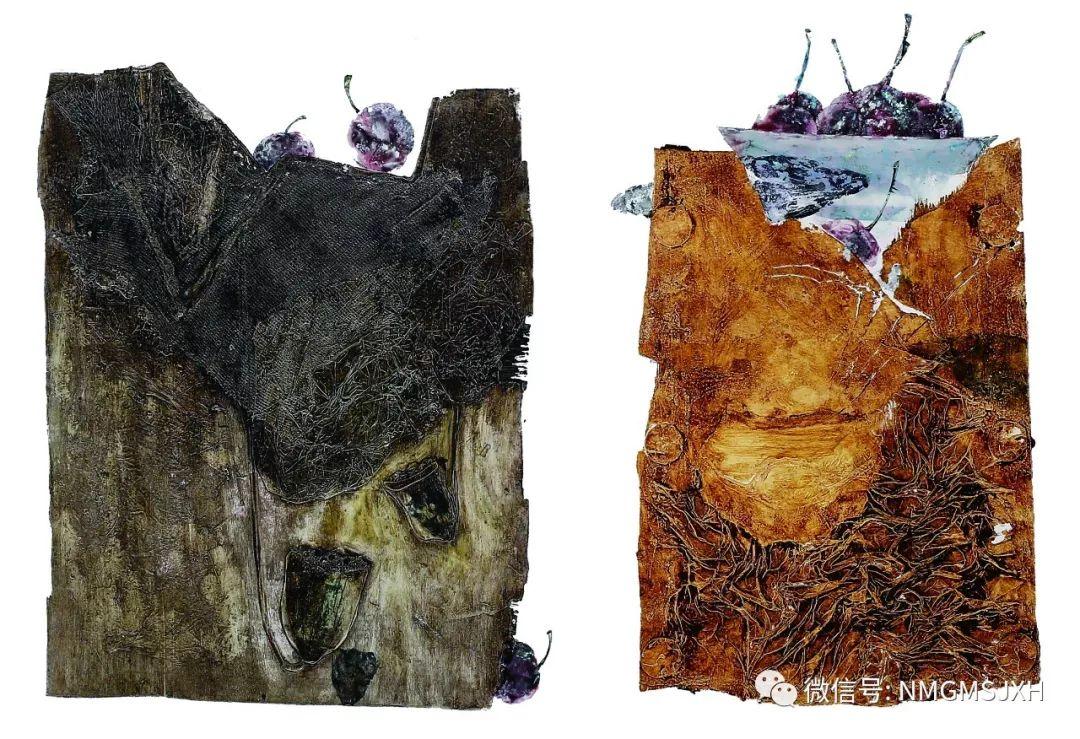 第三届内蒙古版画作品展览 在呼和浩特内蒙古美术馆开幕 第29张