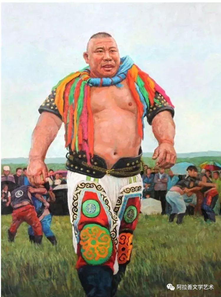 展讯:内蒙古美术名家作品展将于5月28日开展 第8张