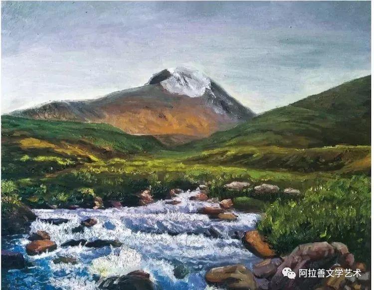 展讯:内蒙古美术名家作品展将于5月28日开展 第11张
