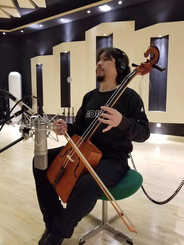 贺西格 | 新专辑《山河誓》,马头琴可以很「易懂」 第8张
