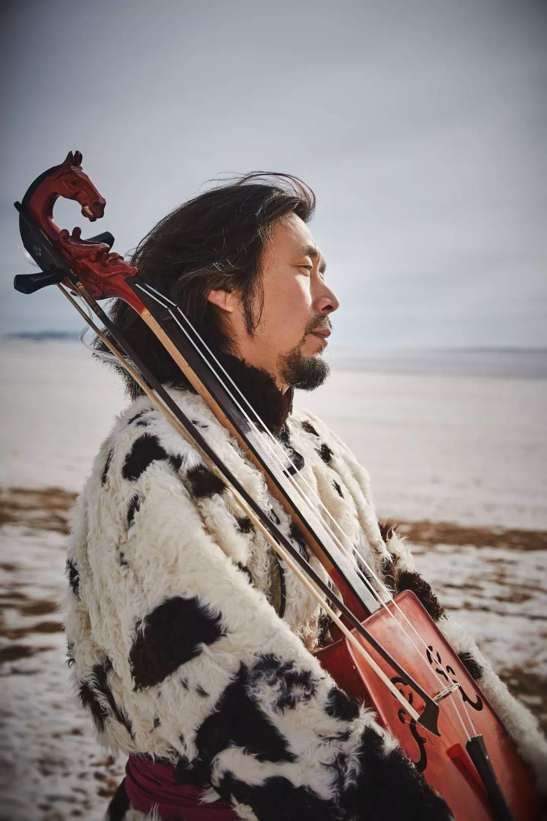 贺西格 | 新专辑《山河誓》,马头琴可以很「易懂」 第10张