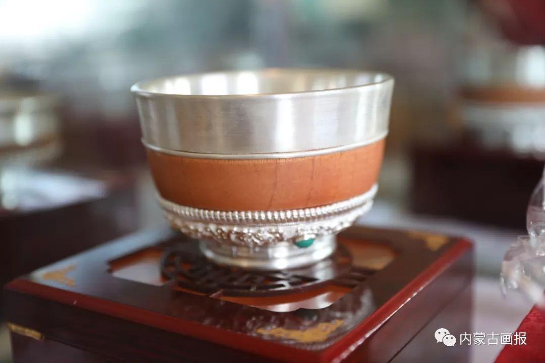 蒙古族文化艺术精粹——蒙古碗 第12张