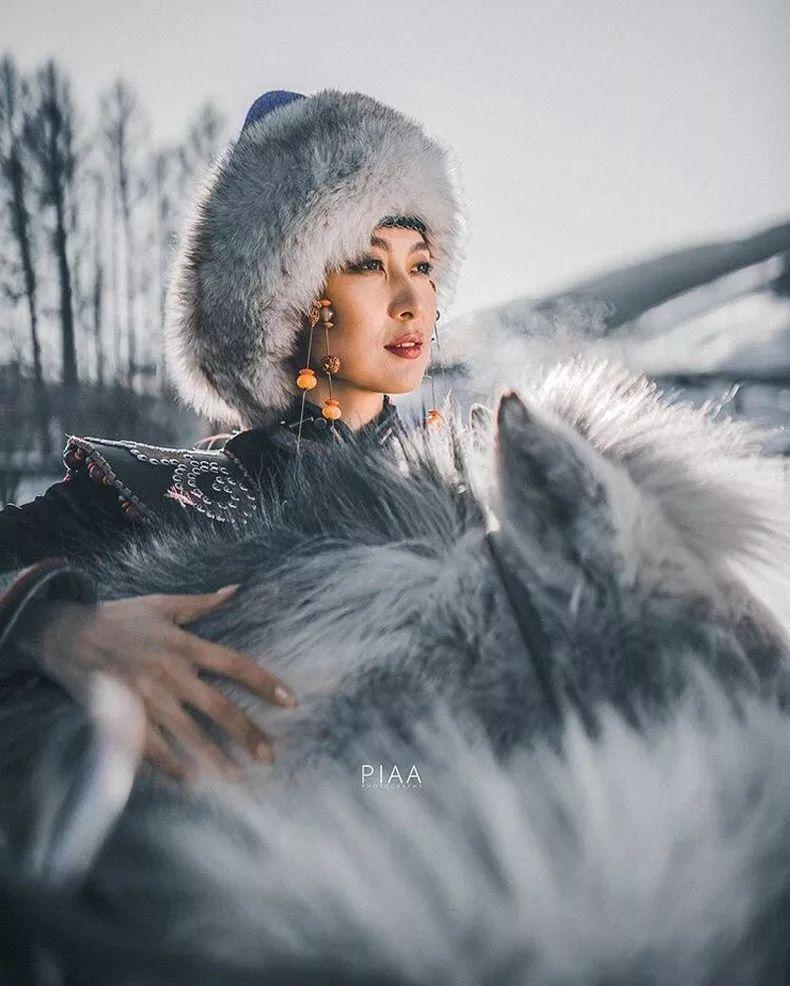 【蒙古佳丽】蒙古美女最新图集 气质非凡 太养眼了! 第6张