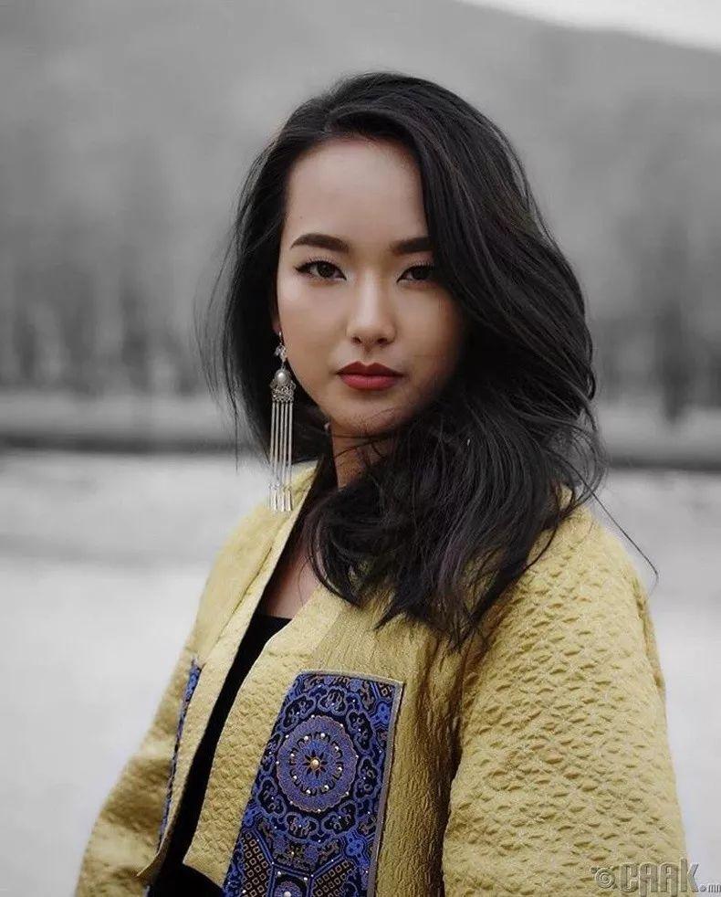 【蒙古佳丽】蒙古美女最新图集 气质非凡 太养眼了! 第8张