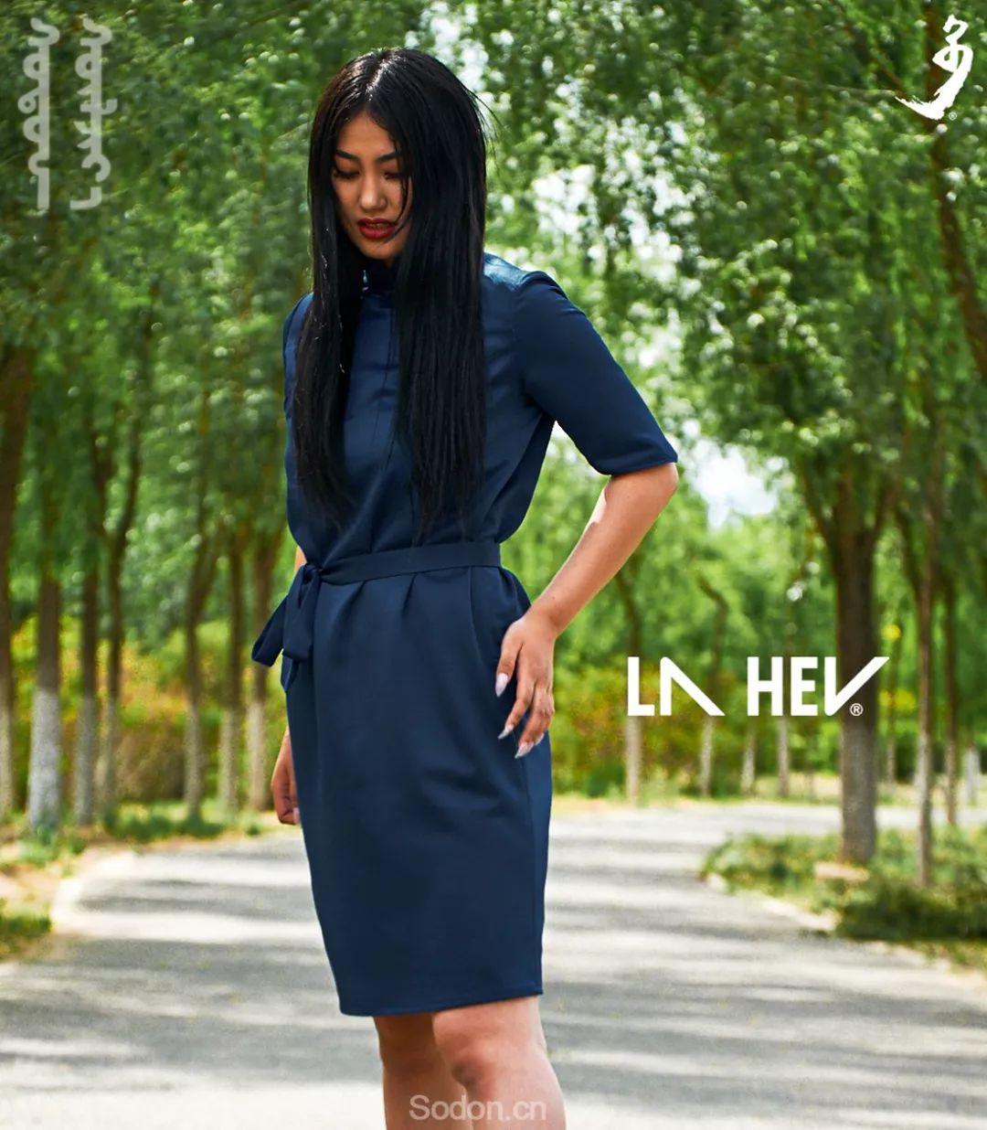 LA HEV 2019夏季中长款蒙古袍,清凉整个夏天! 第11张