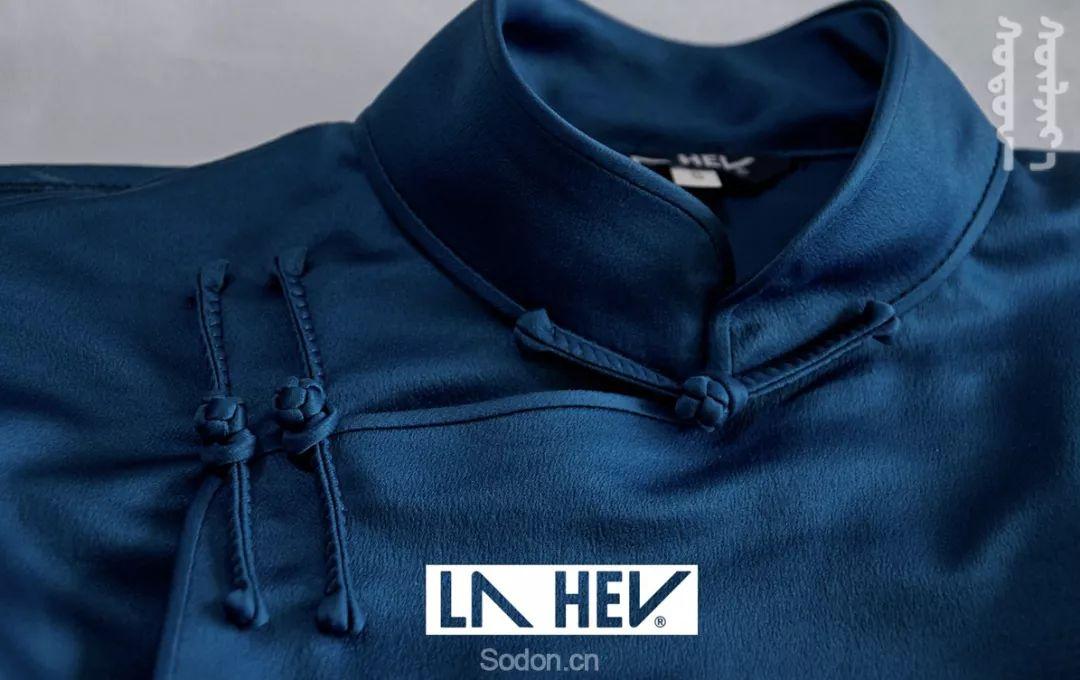LA HEV 2019夏季中长款蒙古袍,清凉整个夏天! 第12张