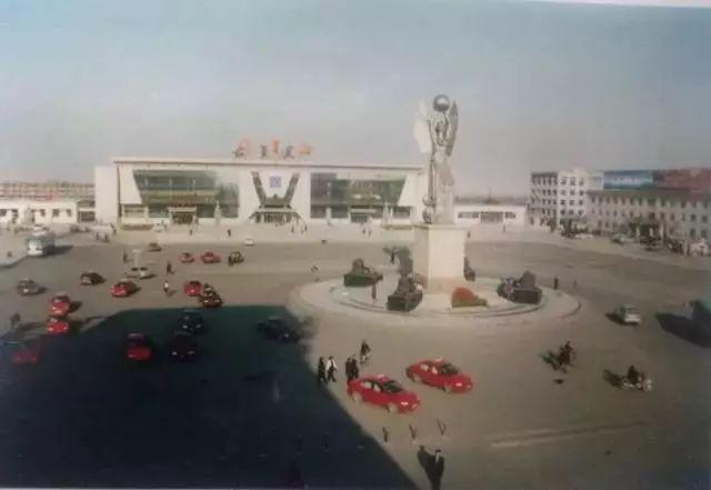 【今日头条】珍贵!内蒙古十二盟市老照片 快看看你的家乡 第19张