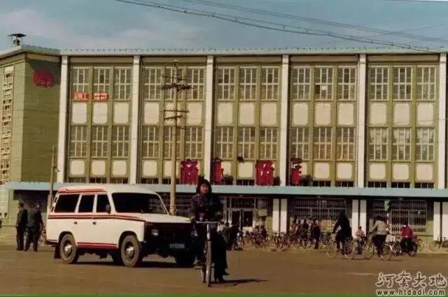 【今日头条】珍贵!内蒙古十二盟市老照片 快看看你的家乡 第42张