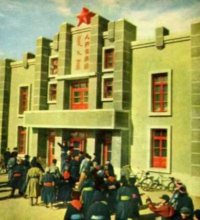 【今日头条】珍贵!内蒙古十二盟市老照片 快看看你的家乡 第71张