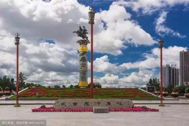 【今日头条】珍贵!内蒙古十二盟市老照片 快看看你的家乡 第81张