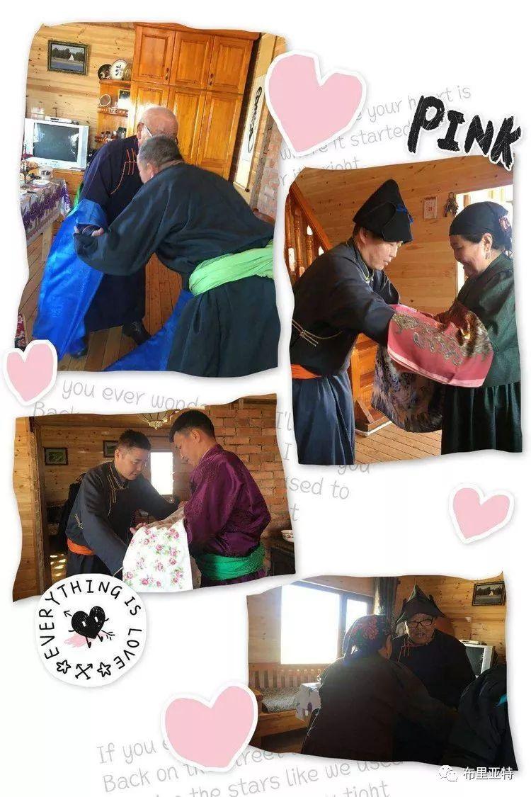 【蒙古影像】今夏的布里亚特传统婚礼拉开帷幕 第7张