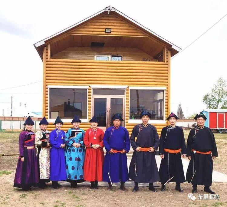 【蒙古影像】今夏的布里亚特传统婚礼拉开帷幕 第13张