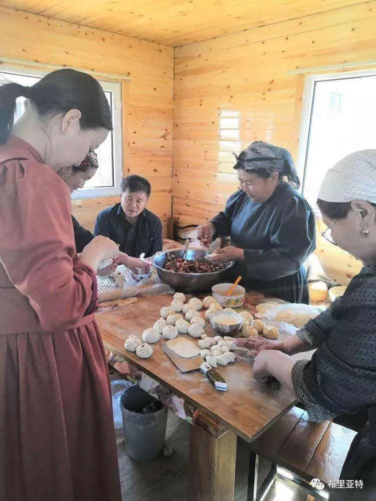 【蒙古影像】今夏的布里亚特传统婚礼拉开帷幕 第14张
