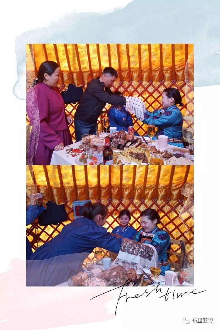 【蒙古影像】今夏的布里亚特传统婚礼拉开帷幕 第19张