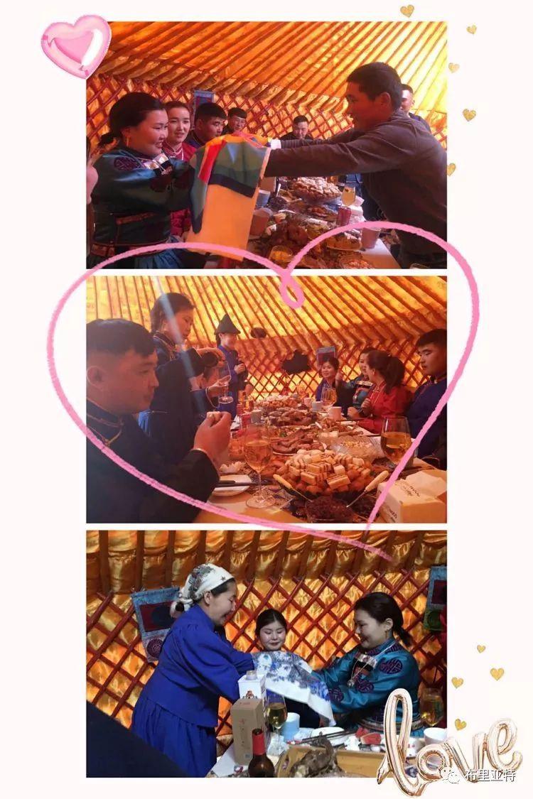【蒙古影像】今夏的布里亚特传统婚礼拉开帷幕 第18张